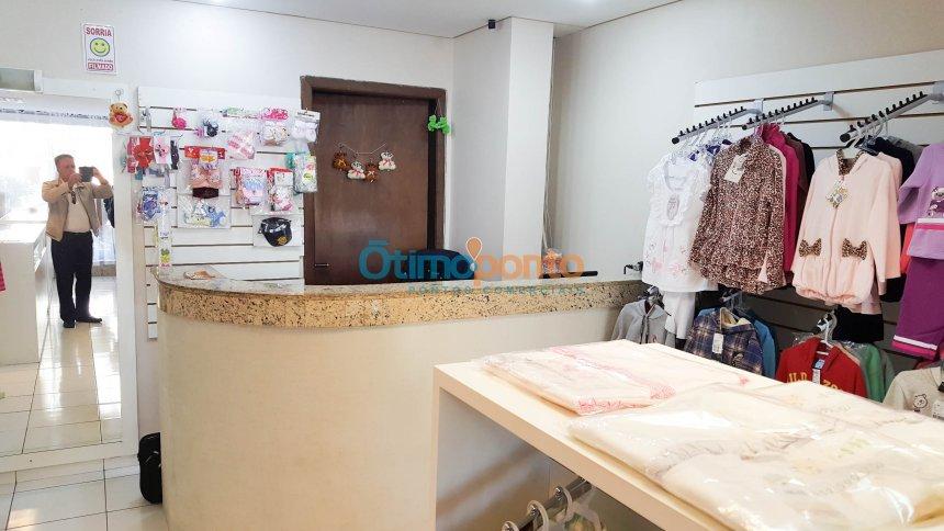 Boutique de confecções infantis a venda em Curitiba no bairro Portão. – Ref  PT0208